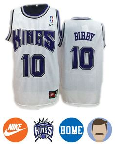 ac2189c0b143 Don t miss the chance to get Men s Nike Sacramento Kings  10 Mike Bibby