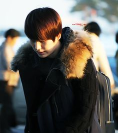 121210 SJM at Incheon Airport (to Malaysia) - Kyuuu
