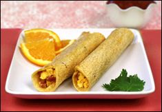 HG's Bacon B-fast Taquitos