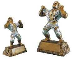 Now in TWO sizes & for the BEAST(S) on your team! Celebrate Life's Victories with Decade Awards! We carry a selection of trophies, medals and awards for any sporting, academic or corporate occasion. Yellow Jacket Bee, Basketball Trophies, Winners And Losers, Arts Award, A Team, Martial, Victorious, Beast, Awards