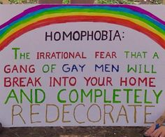 25 Pride Signs That Will Make You Laugh Way Harder Than You Should
