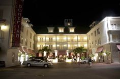 Bohemian Hotel Celebration in Celebration, Florida. Very charming and elegant hotel. Would love to go back.  Everything is within walking distance.