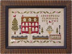 lantern house little house needleworks | littlehouse-LanternLane350.jpg