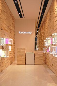 Brosway flagship store, Milan