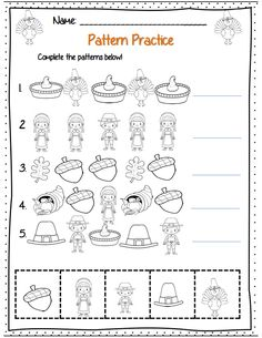 412 Best math & patterns images | Classroom, Learning, Preschool