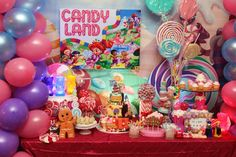"""Willy Wonka's Candyland Wonderland"""