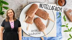 Nutellás fagyi házilag