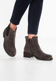 1e14c069535b1e Gabor Boots - dark grey - Zalando.co.uk Chelsea Støvler
