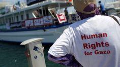 Israel intercepts & escorts Gaza flotilla flagship in 'uneventful' raid — RT News