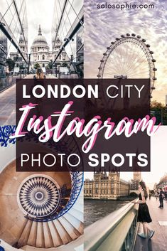 The city of london is among the worldwide popular tourism vacation spots, and the city is home to a wide range of famous tourist features. City Of London, London Eye, London Food, London Instagram, Foto Instagram, Buckingham Palace, Skyline Von London, Uk Capital, Uk Destinations