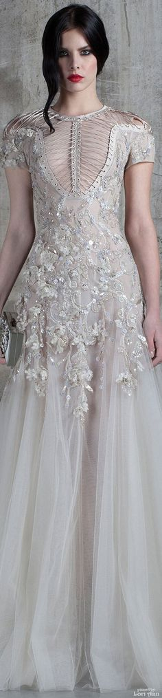 Basil Soda Couture Spring 2016