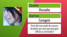 Esse é o significado do seu nome, Queila!