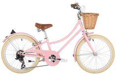 Buy Bobbin Bicycles Gingersnap 20 2017 Kids Bike from Price Match + Free Click & Collect & home delivery. Vintage Boys, Vintage Children, Elsa Frozen, Nantucket Bike Basket, 20 Wheels, Balance Bike, Cycling Accessories, Kids Bike, Shopping