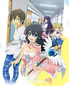 Estrenos de Anime para el 7 de Abril.