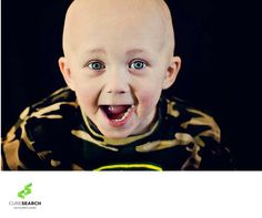 Drake Hegy was diagnosed with acute lymphoblastic leukemia at  2-years-old, and is on his way to being a cancer survivor!