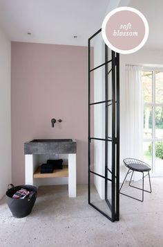 Color crush: Grijs met roze - Alles om van je huis je Thuis te maken | HomeDeco.nl