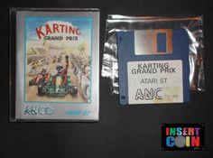 JUEGO ATARI ST KARTING GRAND PRIX -ANCO-, NO TESTED   eBay