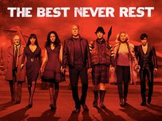 """12/5/13 . . . watched """"Red 2"""" - and it was hilarious. A wonderful sequel - Helen Mirren, John Malkovich, and Anthony Hopkins are just marvelous."""