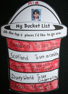 Classroom Freebies: My Bucket List: Writing Prompt Craftivities. Could use with Dr Seuss day Dr. Seuss, Dr Seuss Week, Writing Lists, Teaching Writing, Student Teaching, Writing Prompts, Teaching Ideas, Easy Writing, Start Writing