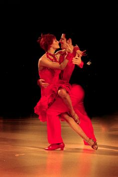 Argentine Tango. I love the Passion in this dance.