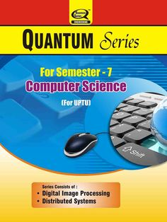 Quantum Series offers Computer Science books for UPTU Students.