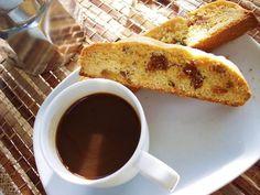 Fig and Pistachio Biscotti Recipe (Proud Italian Cook)
