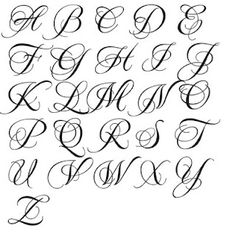 can find it for free if you look at . initial tattoo Mea Culpa Font … can find it for free if you look at Alphabet Cursif, Tattoo Fonts Alphabet, Calligraphy Fonts Alphabet, Hand Lettering Alphabet, Penmanship, Tattoo Lettering Styles, Chicano Lettering, Graffiti Lettering Fonts, Script Lettering