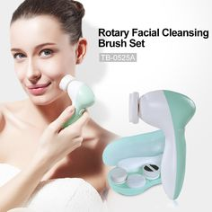 TOUCHBeauty Face Cleanser 3 in1 Heads & Facial Cleansing Brush TB-0525A       Features:   1.Comes with 3 different brushes, deeply cleans the skin.      Bristle Brush(For oily combination skin):    Deeply cleans oil and residual make-up in the pores, making for clear and smooth skin.   ...  http://www.nboempire.com/products/touchbeauty-face-cleanser-3-in1-heads-facial-cleansing-brush-tb-0525a/  #shopping #onlineshop #bargain #discount #offer #cheap