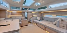 Advanced Yachts A66 Salon  See more of her here: