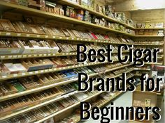Picking cigars to smoke when you are first starting out is tough. I will give you my picks for the best cigar brands for beginners. Mild Cigars, Cigars And Whiskey, Cigar Humidor, Cigar Bar, Famous Smoke, Jungle Jim's, Cigar Smoking, Smoking Pipes, Gentlemens Guide