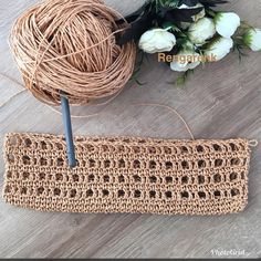 Marvelous Crochet A Shell Stitch Purse Bag Ideas. Wonderful Crochet A Shell Stitch Purse Bag Ideas. Crochet Shell Stitch, Crochet Tote, Crochet Handbags, Crochet Purses, Filet Crochet, Crochet Stitches, Knit Crochet, Crochet Patterns, Creation Couture