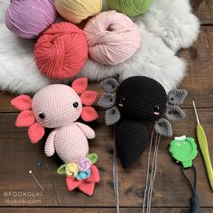 Kawaii Crochet, Cute Crochet, Crochet Crafts, Crochet Baby, Crochet Projects, Crochet Animal Patterns, Crochet Patterns Amigurumi, Crochet Animals, Crochet Dolls