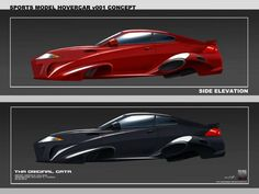 HOVER CAR by willman1701 on DeviantArt