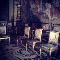#mobilier #Fontainebleau #chateau #france #patrimoine #MW2015