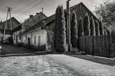 Uliczka - Lanckorona