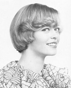 Stupendous The 20S Feathers And Cut Hairstyles On Pinterest Hairstyle Inspiration Daily Dogsangcom