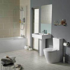 60 Inspirational Modern Designs For Small Bathrooms - Guru Koala