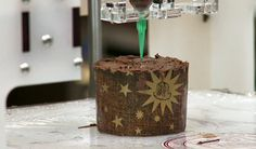 Inventor Foresees 3-D Food Printer In Every Future Kitchen