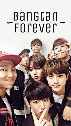 """""""Forever"""" - BTS ~ DarksideAnime"""