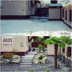 * Csináld magad kertépítés *: Kertépítés ötletek Patio, Outdoor Decor, Modern, Home Decor, Trendy Tree, Decoration Home, Room Decor, Home Interior Design, Home Decoration