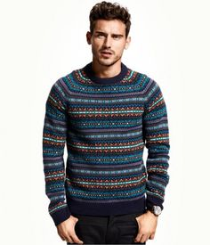 Sweaters, Sweaters, up on The Brasharian.