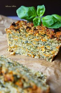 Pasztet z cukinii Healthy Dinner Recipes, Appetizer Recipes, Vegetarian Recipes, Cooking Recipes, Eat Happy, Czech Recipes, Good Food, Food Porn, Food And Drink