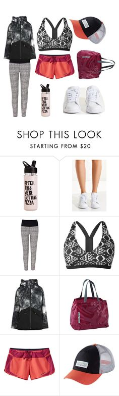"""""""Active Dream"""" by kinga-recsetar on Polyvore featuring ban.do, adidas, Patagonia, activewear and sustainablefashion"""