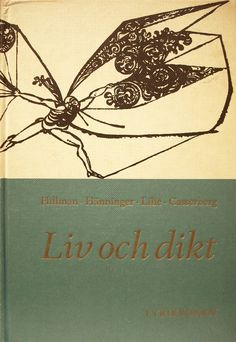 vintage book cover: 1963, Cover by Per Åhlin