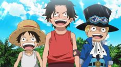 AnaGram: One Piece - Episode Of Sabo (2015)