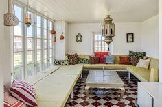 Nu säljer Felix Herngren drömhuset på Gotland - My home The Secret Garden, Summer Dream, Scandinavian Home, Diy Design, Minimalism, House Ideas, Villa, Real Estate, House Design