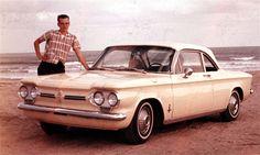 1962 Corvair Monza