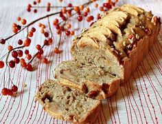 Picture of Apple Bread with Toasted Pecans