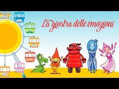 La giostra delle emozioni - Canzoni per bambini di Mela Music - YouTube
