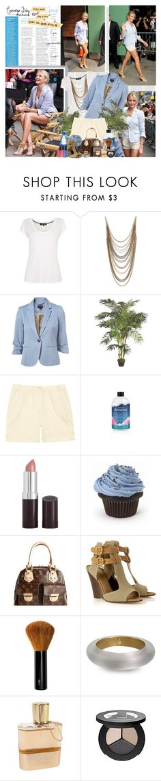 """""""Cameron Diaz....."""" by purplecherryblossom ❤ liked on Polyvore featuring Paul Smith, Dorothy Perkins, American Vintage, philosophy, Louis Vuitton, Chloé, H&M, Alexis Bittar, Smashbox and American Apparel"""